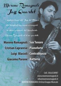 moreno_romagnoli_jazz_quartet